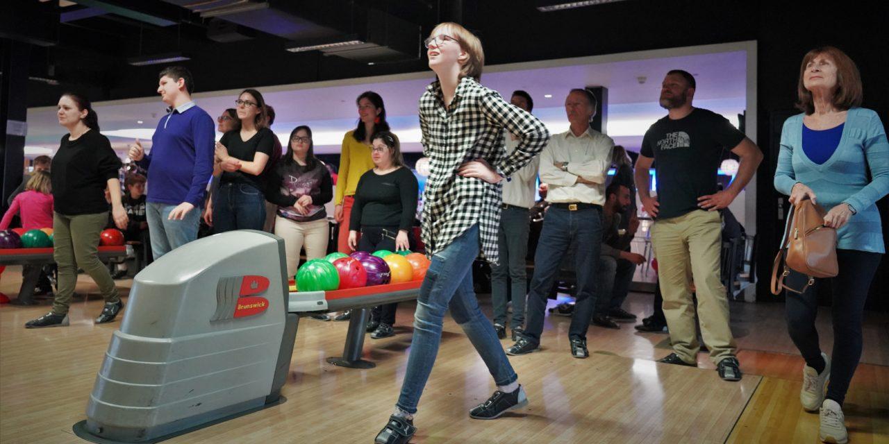 Soirée Bowling 2018