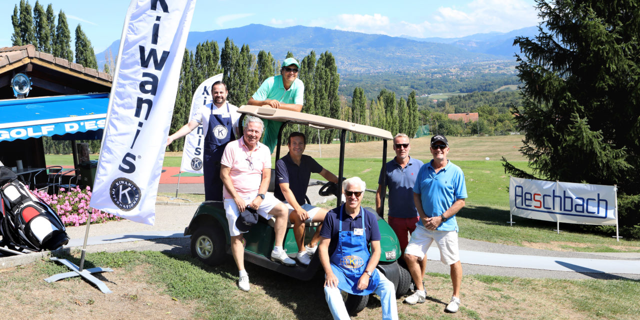 Coupe de Golf d'Esery 2018
