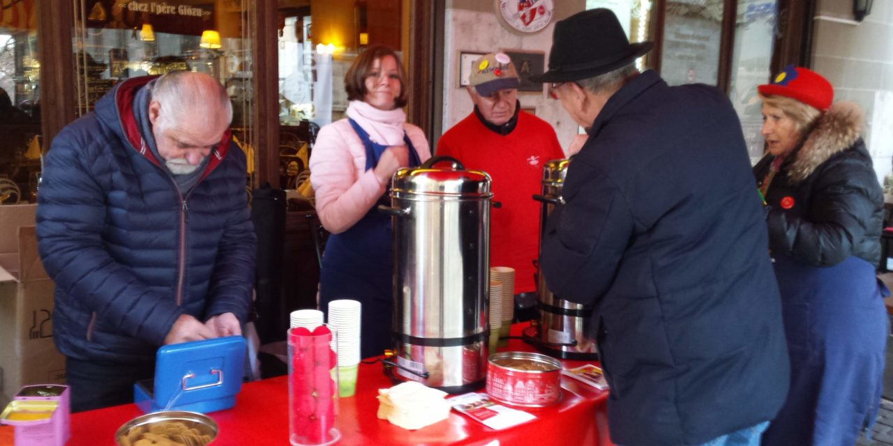 Vin Chaud Escalade 2018