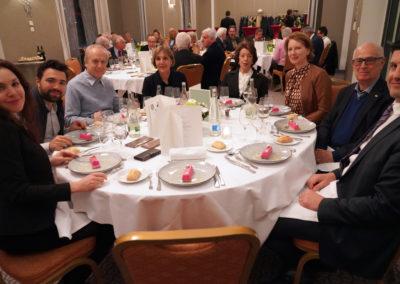 diner et conférence - Mr Apothéloz