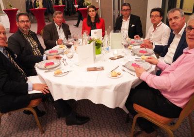 Diner - conférence
