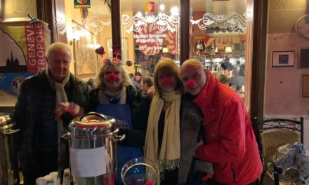 Vin chaud Escalade 2019